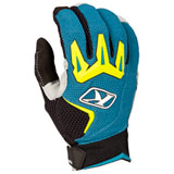Klim Mojave Gloves Skydiver Blue
