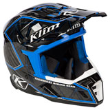 Klim F5 Helmet Demolish Blue
