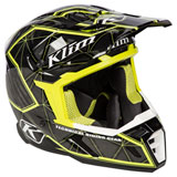 Klim F5 Helmet Demolish Green