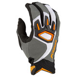 Klim Dakar Gloves Striking Grey