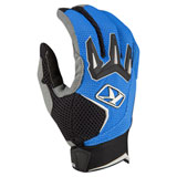Klim Mojave Gloves Kinetik Blue