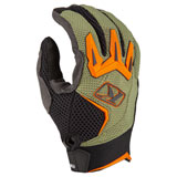 Klim Mojave Gloves Striking Sage