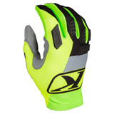 Klim XC Lite Gloves Electrik Lemonade