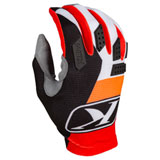 Klim XC Lite Gloves Orange Krush