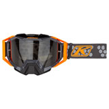 Klim Viper Pro Off-Road Goggle Tactik Striking Grey Frame/Smoke Tint Lens