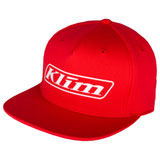 Klim Slider Snapback Hat Red
