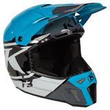 Klim F3 Helmet Disarray Vivid Blue