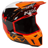 Klim F3 Helmet Prizm Orange Krush