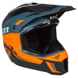 Klim F3 Helmet Tectonic Strike Orange
