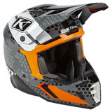 Klim F5 Koroyd MIPS Helmet Tactik Striking Grey