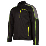 Klim Inferno Mid-Layer Jacket Black/Klim Yellow