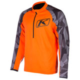 Klim Revolt Pullover Jacket Orange