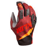 Klim Women's XC Lite Gloves Hot Sauce