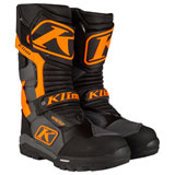 Klim Havoc GTX BOA Winter Boots Asphalt/Strike Orange