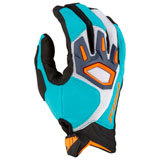 Klim Dakar Gloves 2020 Arctik Blue