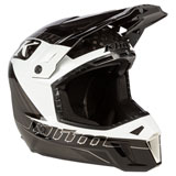 Klim F3 Carbon Helmet Draft White