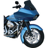 Klock Werks Tire Hugger Series Front Fender - Pierce