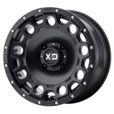KMC XS129 Holeshot Wheel