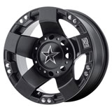 KMC XS775 Rockstar I Wheel Black