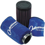 K & N Clamp on Air Filters With Outerwears Blue