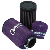 K & N Clamp on Air Filters With Outerwears Purple
