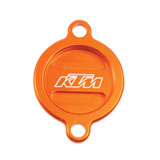 KTM Factory Oil Filter Cover