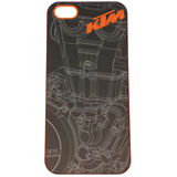 KTM Engine iPhone 5/5s Case