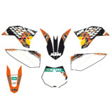 KTM Factory Graphics Kit