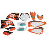 KTM USA Factory Graphics Kit