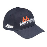 KTM Kurt Caselli Foundation Curved Brim Hat