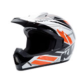 KTM Quadrant Youth Helmet 2014