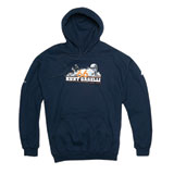 KTM Kurt Caselli Foundation Dakar Hooded Sweatshirt