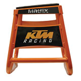 KTM Mini Motorcycle Stand Orange