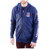 KTM Red Bull Engine Zip-Up Hooded Sweatshirt