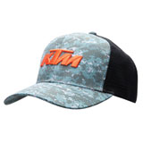 KTM Digital Camo Snapback Hat