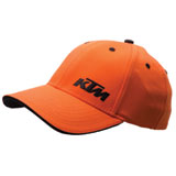 KTM Racing Logo Flex Fit Hat