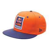KTM Red Bull Factory Racing Fitted Logo Hat