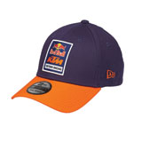 KTM Red Bull Factory Racing Logo Flex Fit Hat