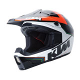 KTM Quadrant Youth Helmet 2015