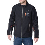 KTM Soft Shell Zip-Up Jacket