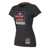 KTM Red Bull Racing Logo Crew Ladies T-Shirt