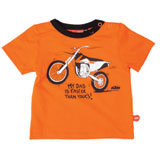 KTM Baby My Daddy Infant T-Shirt