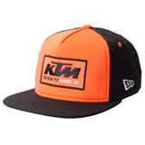 KTM Team Trucker Snapback Hat