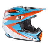 KTM Moto-9 Helmet 2017 Blue/Orange