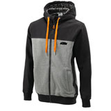 KTM Premium Zip-Up Hooded Sweatshirt