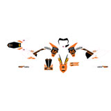 KTM Kurt Caselli Foundation Graphics