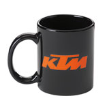 KTM Ready To Race Coffee Mug Black