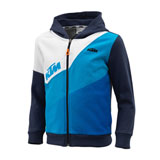 KTM Youth Gravity Zip-Up Hooded Sweatshirt