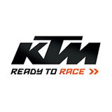 KTM Ready to Race Die-Cut Decal