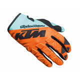 KTM TLD SE Slash Gloves 2019 Orange
